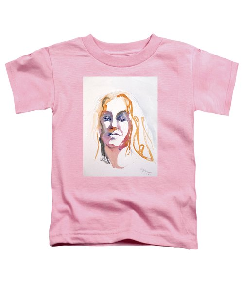 Blonde #1 Toddler T-Shirt