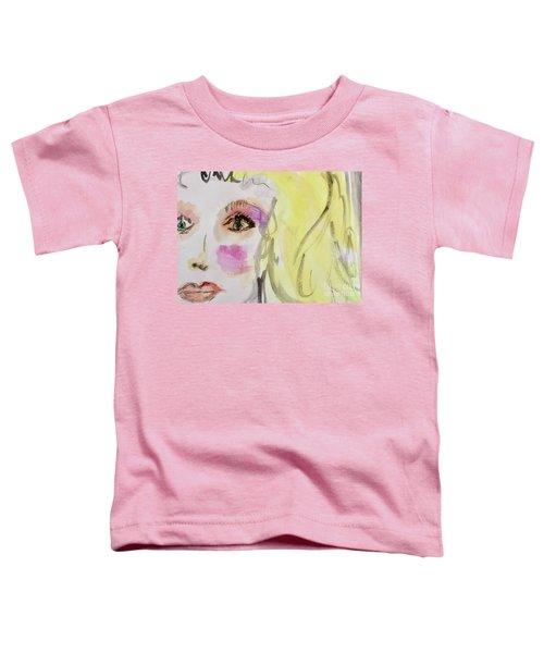 Blonde Toddler T-Shirt