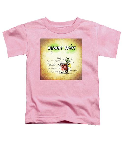 Bloody Mary Toddler T-Shirt by Movie Poster Prints