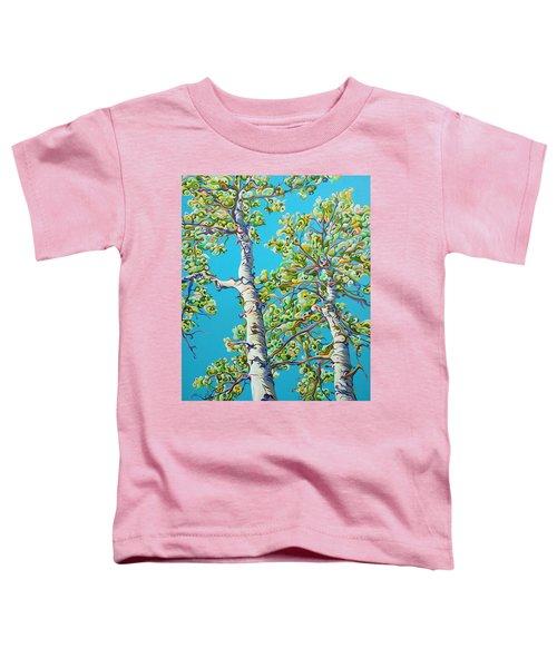 Blossoming Creativitree Toddler T-Shirt