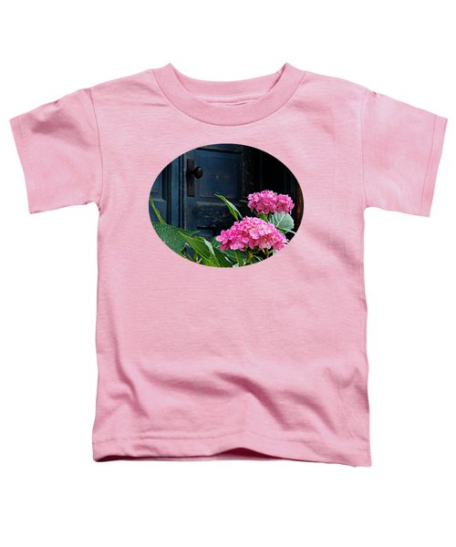 Blue Door Anticipation Toddler T-Shirt