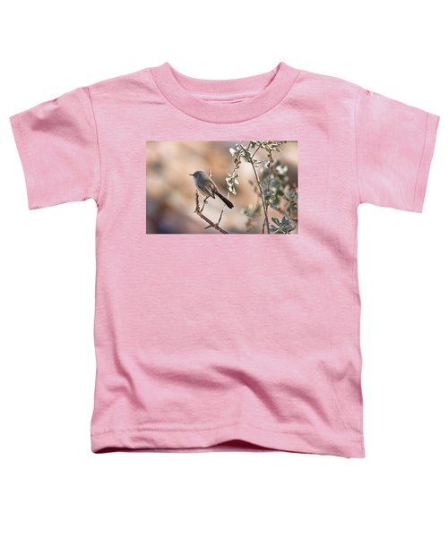 Black-tailed Gnatcatcher Toddler T-Shirt