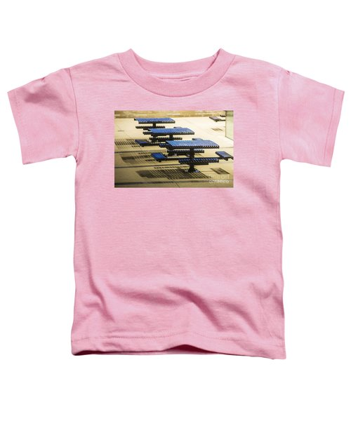 Blue Tables-6747a Toddler T-Shirt