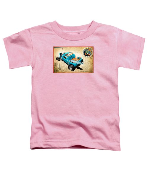 Board Breaker Toddler T-Shirt