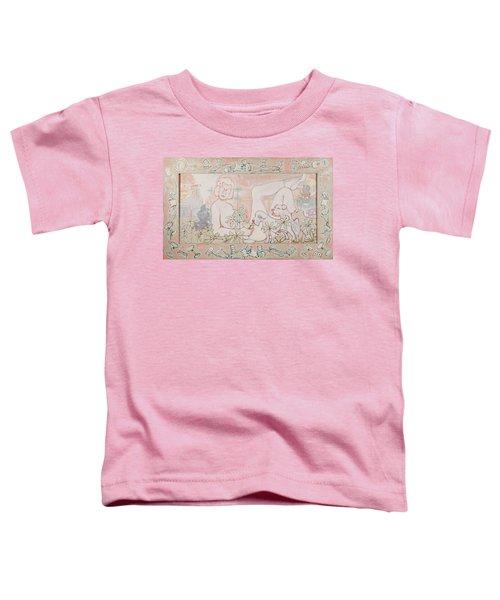 Bohemian Grove Bar Toddler T-Shirt