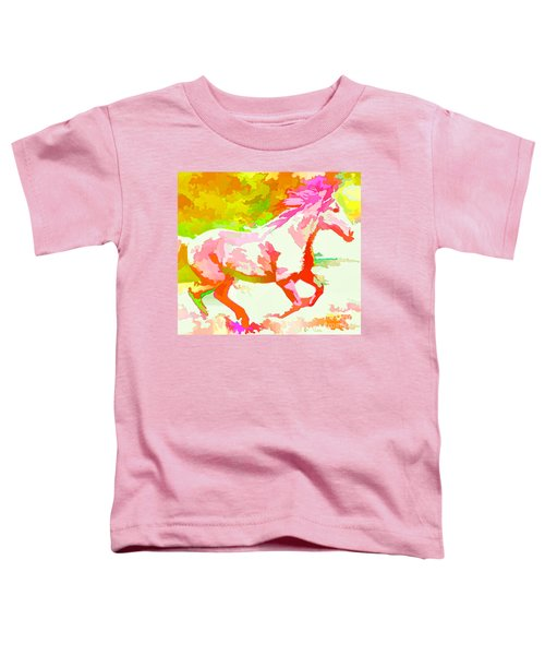 Born Free Toddler T-Shirt