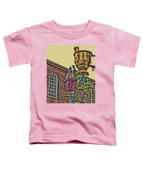 Boston Medicine Toddler T-Shirt