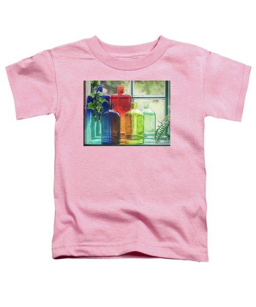Bottles In The Window Toddler T-Shirt