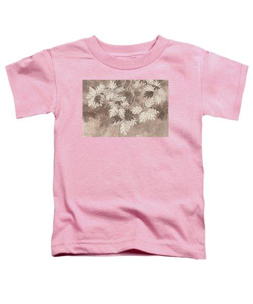 Breadfruit Tree Toddler T-Shirt