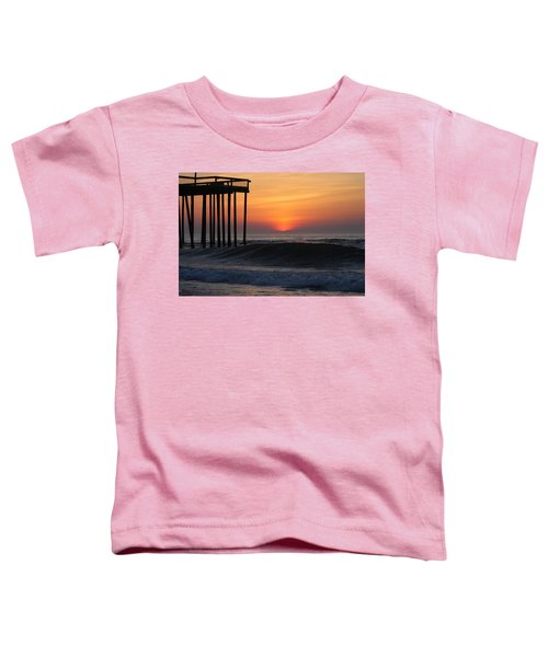 Breaking Sunrise Toddler T-Shirt