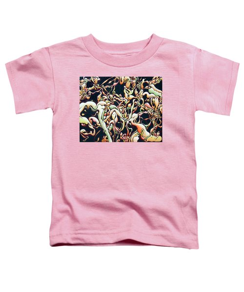 Bricolage With Cabbage Toddler T-Shirt