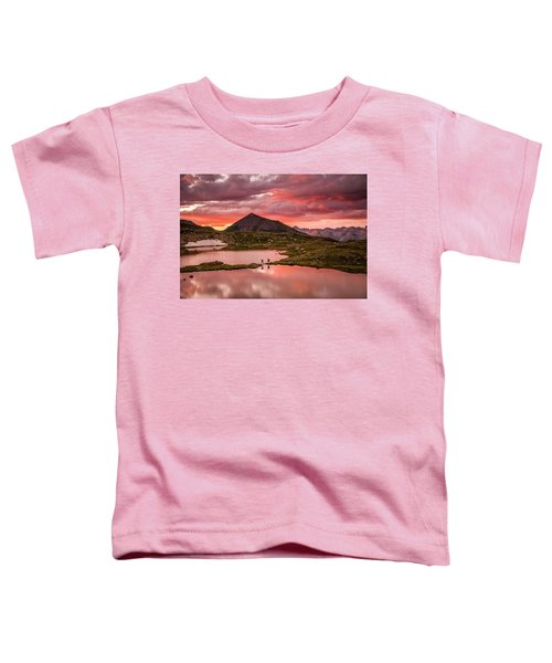 Toddler T-Shirt featuring the photograph Bridal Veil Basin 2 by Whit Richardson