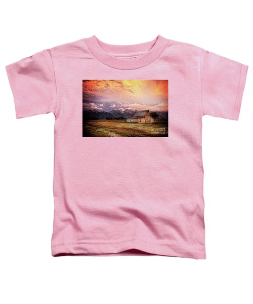 Brilliant Sunrise Toddler T-Shirt