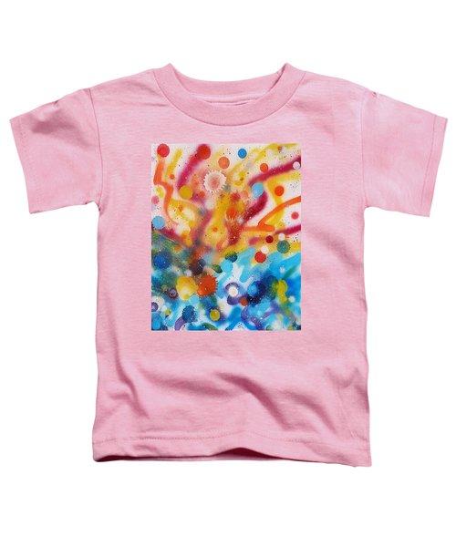 Bringing Life Spray Painting  Toddler T-Shirt