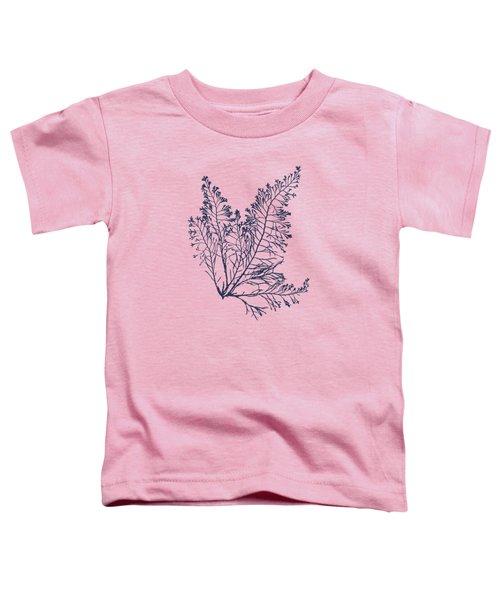Seaweed Plant Art Toddler T-Shirt