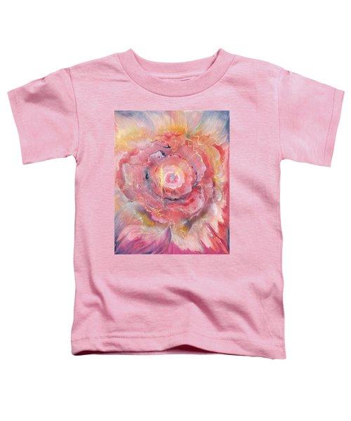 Broken Spirit Rose Toddler T-Shirt
