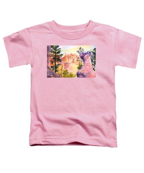 Bryce Canyon #4 Toddler T-Shirt