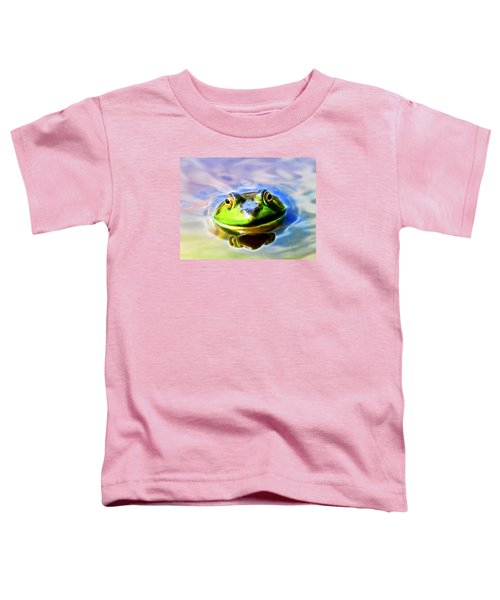 Bullfrog Toddler T-Shirt