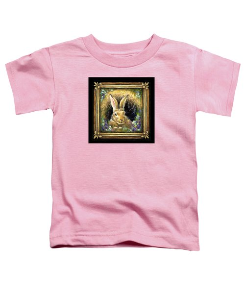 Burrowing Into Tranquility Toddler T-Shirt