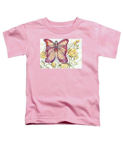 Butterfly Grace Fairy Toddler T-Shirt