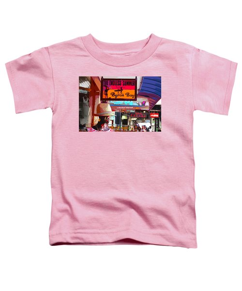Byron Bay Summer Toddler T-Shirt
