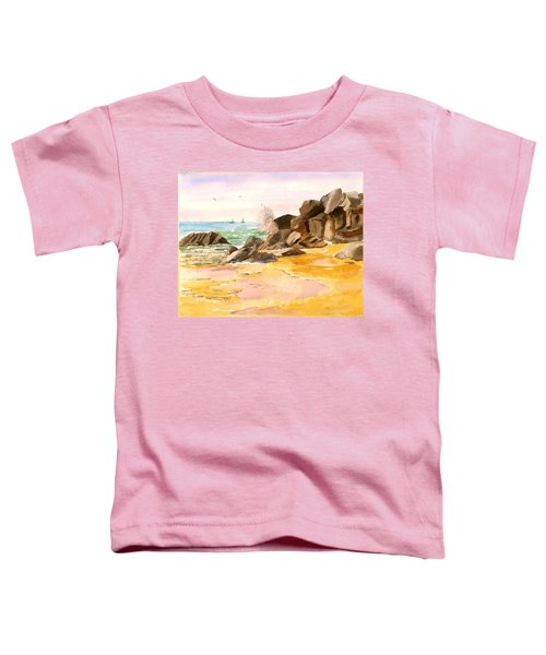 Cabo San Lucas Toddler T-Shirt