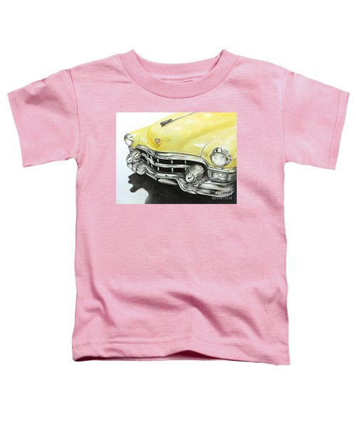 Caddy Toddler T-Shirt