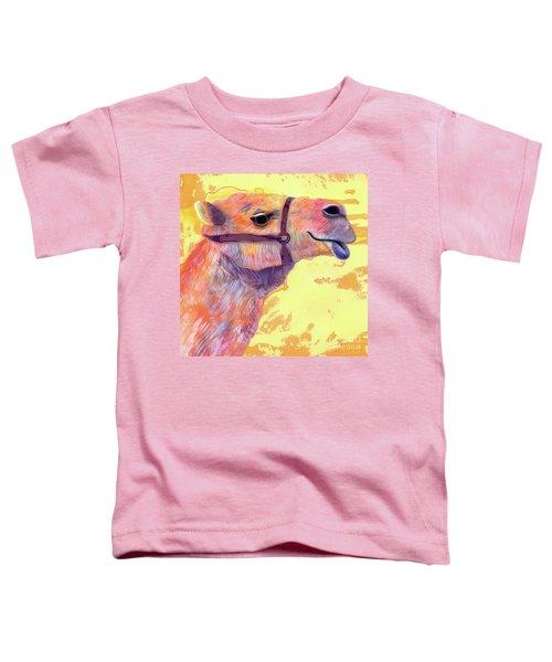 Camel Toddler T-Shirt