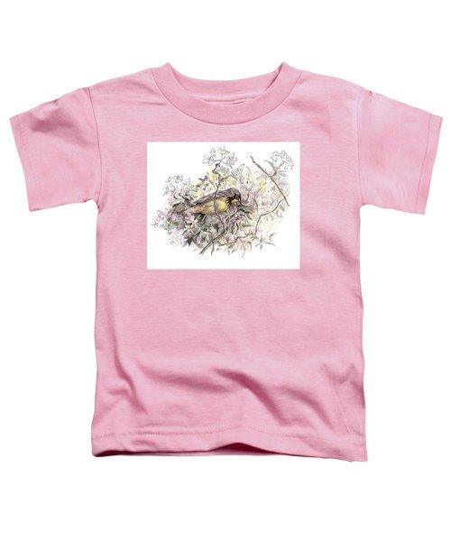 Canada Warbler Toddler T-Shirt