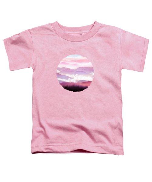 Candy Floss Mist Toddler T-Shirt