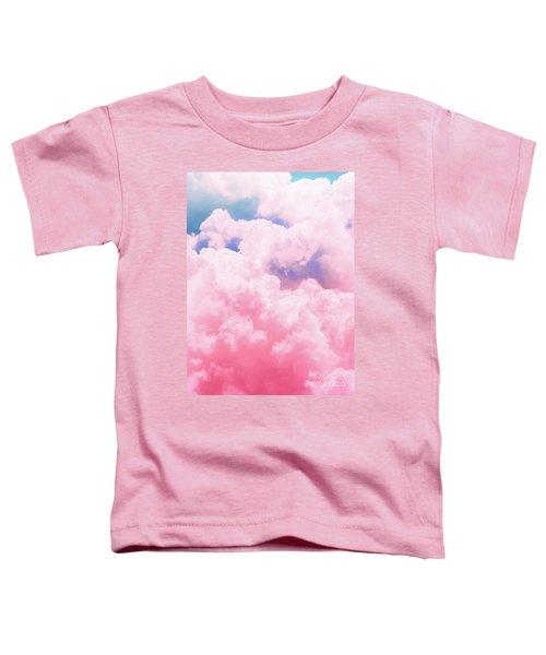 Candy Sky Toddler T-Shirt