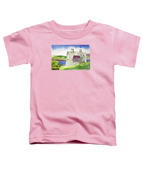 Castle From The Hill Toddler T-Shirt