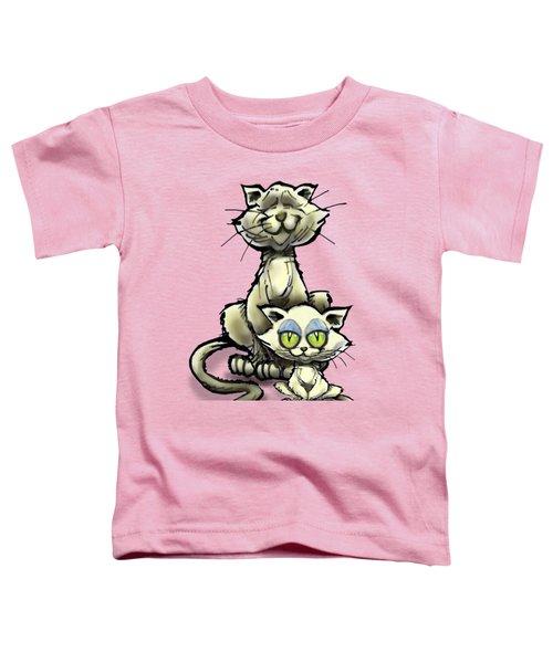 Cat N Kitten Toddler T-Shirt