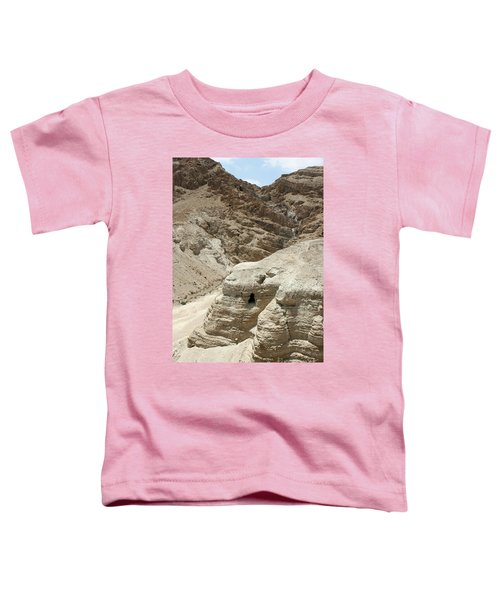 Caves Of The Dead Sea Scrolls Toddler T-Shirt