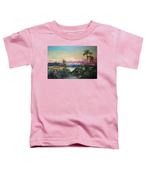 Cayambe-ish Toddler T-Shirt