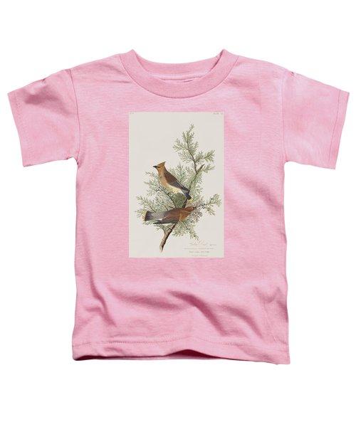 Cedar Bird Toddler T-Shirt