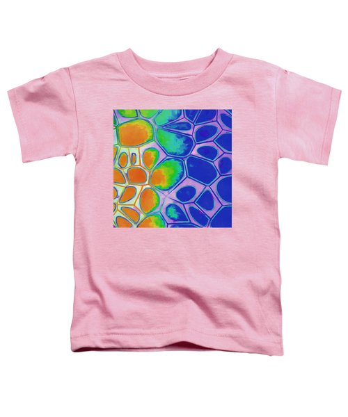 Cell Abstract 2 Toddler T-Shirt