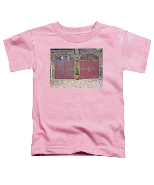 Charleston Doors Toddler T-Shirt