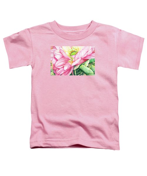 Chelsea's Bouquet 2 Toddler T-Shirt