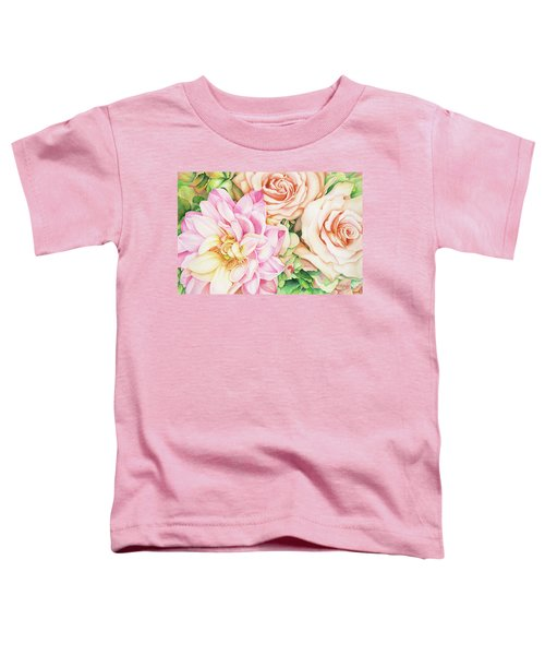 Chelsea's Bouquet Toddler T-Shirt