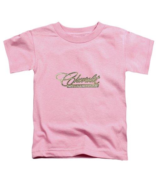 Chevrolet Vega Emblem Toddler T-Shirt