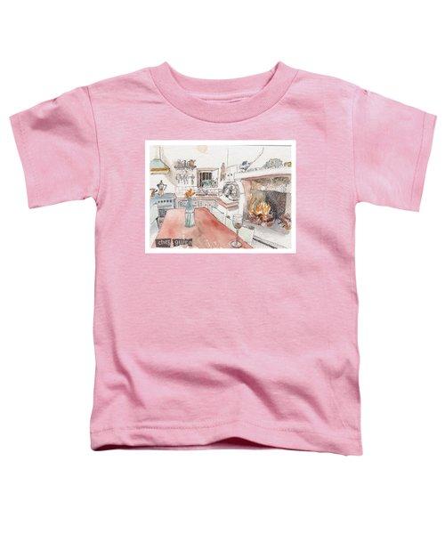 Chez Gwen Toddler T-Shirt