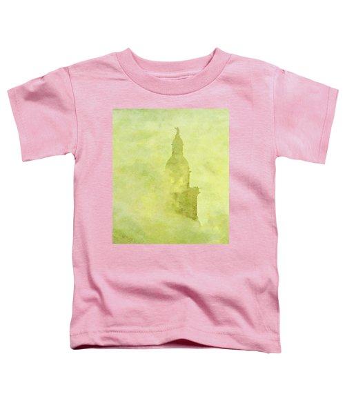 Chicago Steeple Toddler T-Shirt