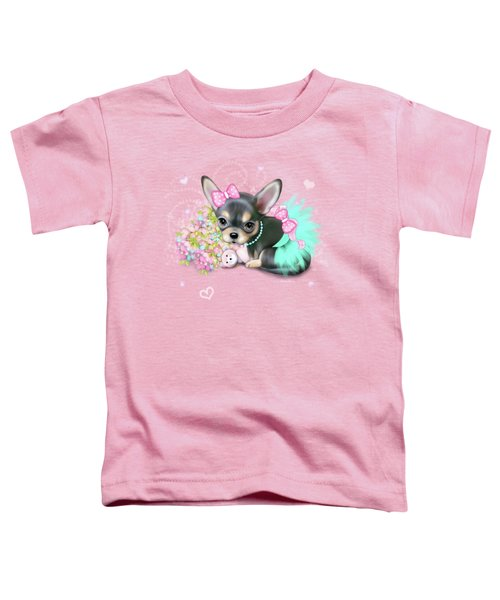Chichi Sweetie Toddler T-Shirt