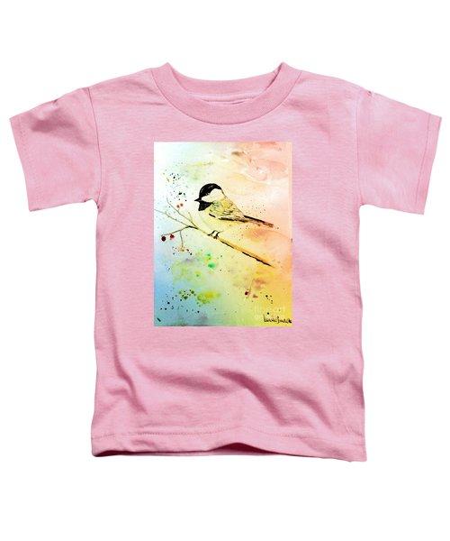 Chick-a-dee Toddler T-Shirt