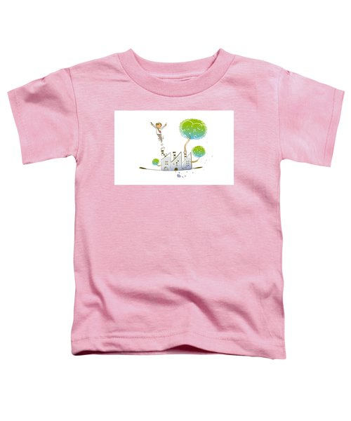 Childhood Dream Toddler T-Shirt