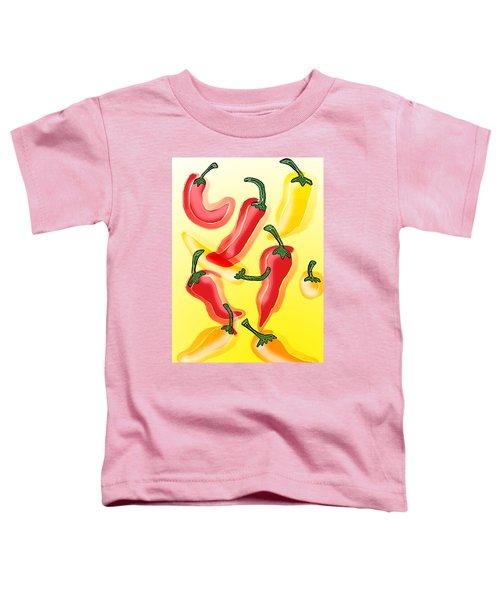 Chiles En El Sol Toddler T-Shirt