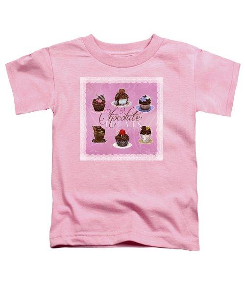 Chocolate Treats Toddler T-Shirt