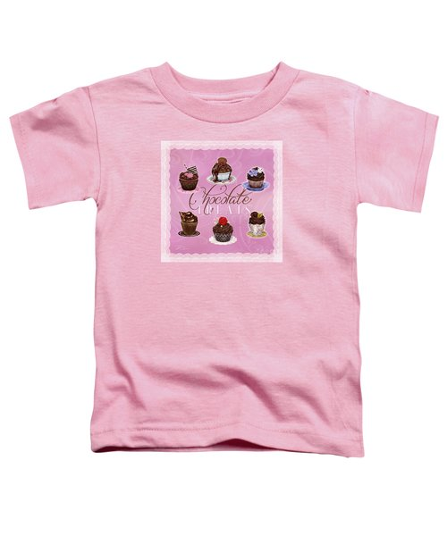 Chocolate Treats Toddler T-Shirt