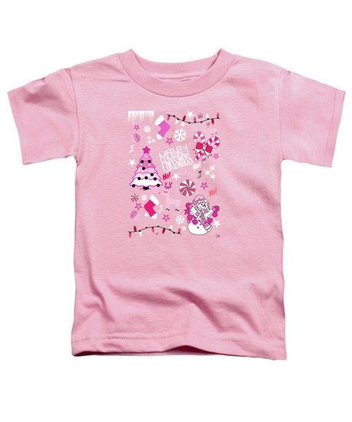 Christmas Toddler T-Shirt